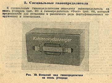 """Общий вид газоопределителя """"ФЕСТ"""""""