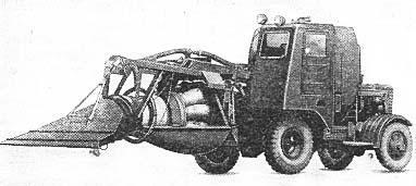 ТЕПЛОВАЯ МАШИНА ТМ-59, оборудованная комплектом ТМ-59Д предназначена для дезактивации и дегазации аэ