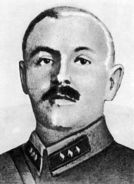 Баташов В.Н. инспектор химической подготовки РККА 1925 г.
