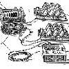 УЧЕБНО-МЕТАТЕЛЬНАЯ УСТАНОВКА УМУ предназначена для имитации применения противником дистационных снарядов со стойкими отравляющими веществами. Для этой цели в УМУ используют учебные боеприпасы, снаряженные УРФОВ-2. Боеприпасы имеют вышибной и разрывной заряды. Вышибной заряд обеспечивает полет боеприпаса на определенную дальность. Разрывной заряд, срабатывающий через замедлитель от вышибного заряда, подрывает боеприпасы в воздухе на расстоянии 10-90 метров от поверхности земли, в результате происходит заражение местности и находящегося на ней личного состава, вооружения и военной техники