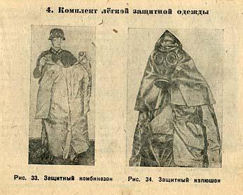 легкая защитная одежда