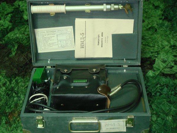 Измеритель   ИМД-5