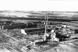 реактор в Хенфорде